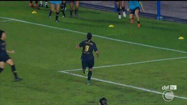 Piauiense faz gol na conquista do Brasileirão feminino pelo Corinthians - Piauiense faz gol na conquista do Brasileirão feminino pelo Corinthians