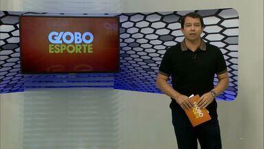 Assista na íntegra o Globo Esporte PB deste sábado (27.10.2018) - Kako Marques apresenta os destaques do esporte paraibano