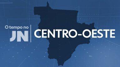 Veja a previsão do tempo para este domingo (28) no Centro-Oeste - Veja a previsão do tempo para este domingo (28) no Centro-Oeste.