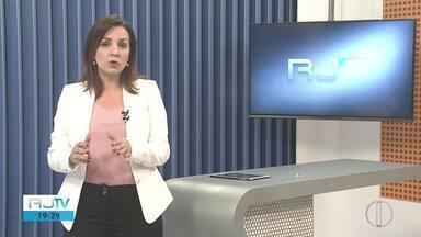 Cerâmica é assaltada por homens armados em Campos, no RJ - Assista a seguir.