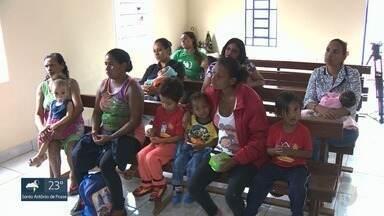 Pastoral da Criança incentiva a alimentação saudável e dá dicas para mães e gestantes - Ações já são realizadas há 30 anos na Arquidiocese de Campinas.