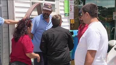 Motoristas reclamam da qualidade de combustível em posto de gasolina - Teve motorista que abasteceu e não conseguiu mais ligar o carro.