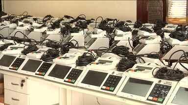 Polícia reforça segurança para as eleições em Codó - Objetivo é garantir a ordem durante todo o dia de votação.