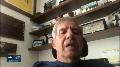 General Augusto Heleno se declara neutro na campanha para governo do Rio - Um vídeo foi publicado nas redes sociais.