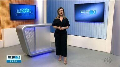 Confira a agenda dos candidatos ao governo de Sergipe neste sábado (27) - Eles participaram de atividades variadas.