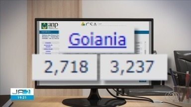 Alta no preço de etanol bate recorde em Goiânia - Segundo levantamento da ANP, lucro com o produto é maior do que 20%.