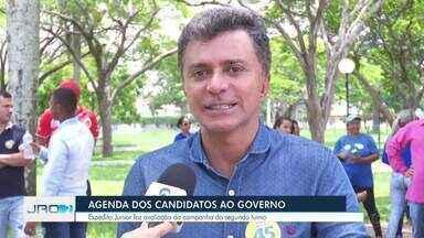 Confira como foi o dia do candidato Expedito Júnior - Candidato pelo PSDB se mobilizou durante o último dia de campanha antes do segundo turno das eleições.