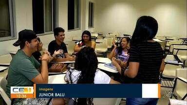 Cursinho prepara alunos para o Enem na UFCA - Saiba mais em g1.com.br/ce