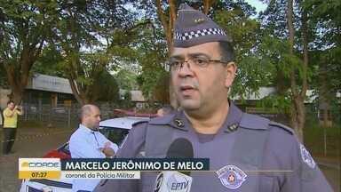 PM confirma morte de suspeito de ataque a empresa da valores em Ribeirão Preto - Outros três suspeitos foram presos, sendo um deles ferido em Serra Azul (SP).
