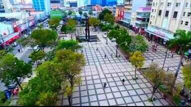 Bom Dia Ceará exibe série de reportagens sobre o Centro - Primeira reportagem da série mostra o Centro como lugar de fazer compras e investir