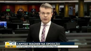 Deputado federal promete obras para o Ceará - Heitor Freire é presidente do PSL no Ceará