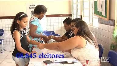 Veja como foi o andamento das eleições no Vale do Pindaré - Repórteres acompanharam o domingo (28) de votação em Santa Luzia, Bom Jardim e em Santa Inês.