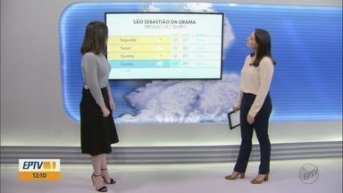 Veja como fica o tempo em São Carlos e região nesta segunda-feira (29) - Veja como fica o tempo em São Carlos e região nesta segunda-feira (29).