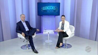 Governador reeleito, Reinaldo Azambuja, fala sobre projetos para novo mandato - MS1 entrevistou o governador na manhã desta segunda-feira (29).