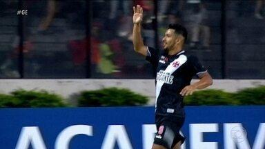 Com 1 ponto a frente da zona de rebaixamento, Vasco e Botafogo lutam contra o Z-4 - Com 1 ponto a frente da zona de rebaixamento, Vasco e Botafogo lutam contra o Z-4