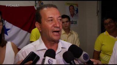 Márcio Miranda, candidato derrotado ao governo do Pará, fala sobre resultado das urnas - Candidato perdeu para Helder Barbalho, do MDB.