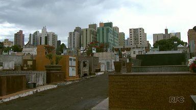 Prazos para reformas e limpezas em túmulos dos cemitérios de Londrina são encerrados - Acesf irá começar os trabalhos de limpeza e pintura para o feriado de Finados.
