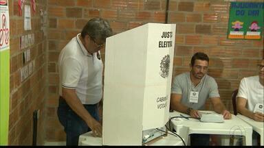 Veja como foi a votação em João Pessoa, Bayex, Santa Rita e Cabedelo - Para a maioria, a votação foi rápida.
