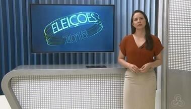 Pesquisa apontou o potencial de voto e rejeição para governador do Amapá - Pesquisa apontou o potencial de voto e rejeição para governador do Amapá