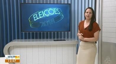 Confira como foi a evolução dos votos totais para governador do Amapá - Confira como foi a evolução dos votos totais para governador do Amapá