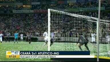 Confira os destaques do esporte no Bom Dia Ceará - Kaio Cézar traz as últimas notícias da preparação de Ceará e Fortaleza para o Campeonato Brasileiro