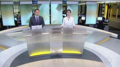 Jornal Hoje - Edição de terça-feira, 30/10/2018 - Os destaques do dia no Brasil e no mundo, com apresentação de Sandra Annenberg e Dony De Nuccio
