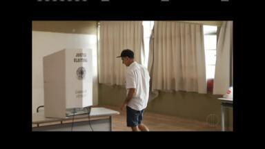 Eleitores de Governador Valadares voltam às urnas para eleger governador e presidente - justiça eleitoral não registrou nenhuma ocorrência.
