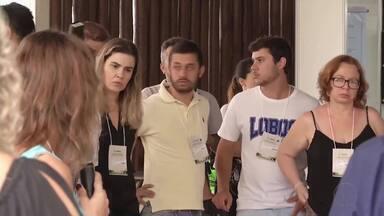 Representantes de bacias hidrográficas discutem educação no processo de recuperação de rio - Eles visam melhoria no Rio Doce.