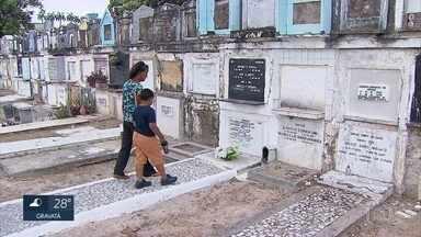 Tarifa de manutenção de cemitérios é cobrada no Recife - Prefeitura envia carta para proprietários de túmulos