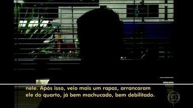 Preso suspeito pela morte do ex-jogador do São Paulo, Daniel Corrêa de Freitas - Preso suspeito pela morte do ex-jogador do São Paulo, Daniel Corrêa de Freitas