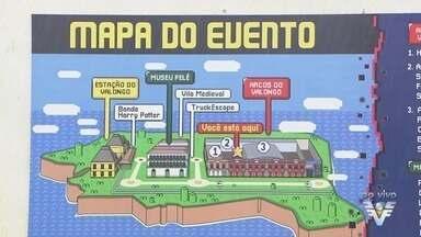 Festival Geek começa nesta quinta-feira (1) em Santos - Um dos locais que receberá atrações é o Arcos do Valongo.