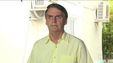 """""""Imprensa que não entrega a verdade nos jornais, TVs ou rádios vai ficar para trás"""" - Presidente eleito Jair Bolsonaro falou sobre a relação de seu futuro governo com a imprensa."""