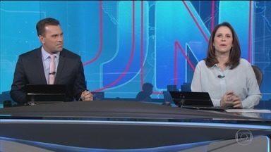 Jornal Nacional, Íntegra 02/11/2018 - As principais notícias do Brasil e do mundo, com apresentação de William Bonner e Renata Vasconcellos.