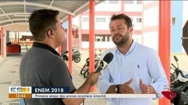 Saiba sobre a primeira etapa do Enem 2018 em Linhares, ES - Falta um dia para a primeira prova.