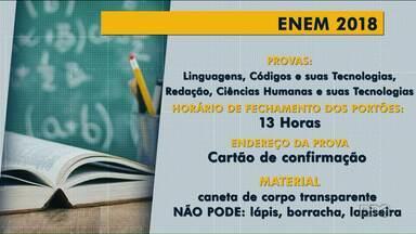 Início do Horário de Verão exige atenção maior dos candidatos do Enem - Os portões serão fechados às 13h deste domingo, 4, já no horário novo.