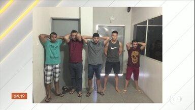 Quadrilha que clonava anúncios de compra e venda de veículos é presa em SE e MT - Nove mandados de prisão foram cumpridos, sendo sete em Itabaiana, Sergipe e depois em Rondonópolis, Mato Grosso.