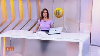 Hora 1 - Edição de quarta-feira, 07/11/2018 - Os assuntos mais importantes do Brasil e do mundo, com apresentação de Monalisa Perrone