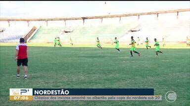 River tem partida decisiva da Copa do Nordeste sub-20 - River tem partida decisiva da Copa do Nordeste sub-20
