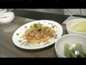 Chef de cozinha ensina deliciosa receita com quiabo e frango - Prato pode ser saboreado no Ipatinga Gourmet, que acontece neste sábado e domingo em Ipatinga.