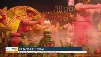 Marabaixo e Boi Bumbá são Patrimônios Culturais do Brasil - Geoglifo do Acre aguarda aprovação.