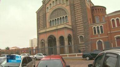 Fiéis relatam roubos frequentes nas portas das igrejas em Ribeirão Preto - Em nove dias, dois casos já foram registrados pela Polícia Civil.