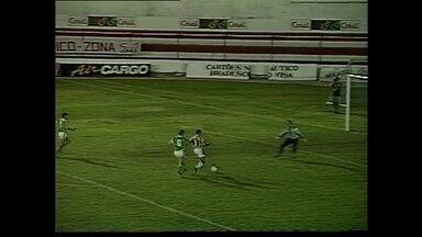 Em 1996, Náutico recebe o Freienbach-SUI e vence amistoso por 3 a 0 - Em 1996, Náutico recebe o Freienbach-SUI e vence amistoso por 3 a 0