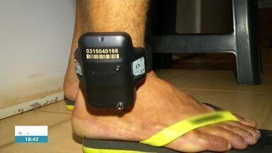 Monitoramento de presos por tornozeleiras volta a ser suspenso no Tocantins - Monitoramento de presos por tornozeleiras volta a ser suspenso no Tocantins