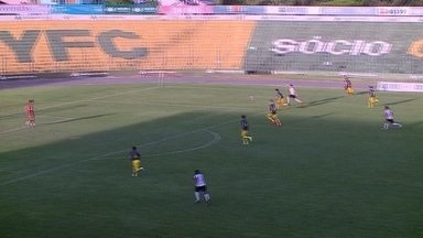 Ypiranga vence o Real pela Copa Wianey Carlet - Ypiranga 0 X 0 Real.