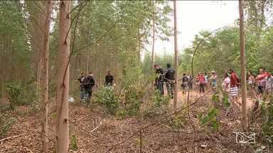Polícia Civil começa a ouvir depoimentos de pessoas ligadas ao prefeito de Davinópolis - O corpo do prefeito foi encontrado no domingo (11) na zona rural do município.