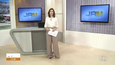 Confira os destaques do JA1 desta segunda-feira (12) - Confira os destaques do JA1 desta segunda-feira (12)