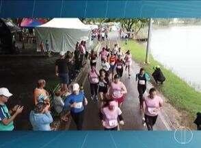 Corrida de Revezamento do Bem é realizada em Montes Claros - Meia maratona teve caráter beneficente.