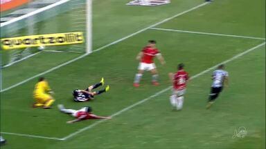 Ceará fica no empate com o Internacional pela Série A - Confira como foi a partida