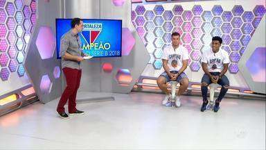 Bloco 3 - Globo Esporte CE - 12/11/2018 - Bloco 3 - Globo Esporte CE - 12/11/2018