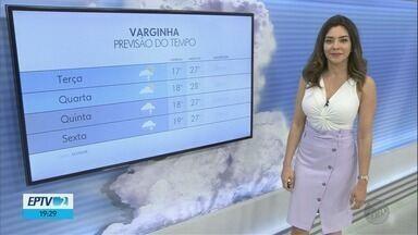 Confira a previsão do tempo para esta terça-feira (13) no Sul de Minas - Confira a previsão do tempo para esta terça-feira (13) no Sul de Minas